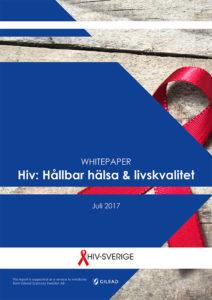 Whitepaper   Hiv: Hållbar hälsa & livskvalitet
