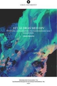 Att åldras med hiv