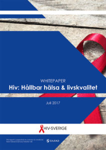Whitepaper | Hiv: Hållbar hälsa & livskvalitet